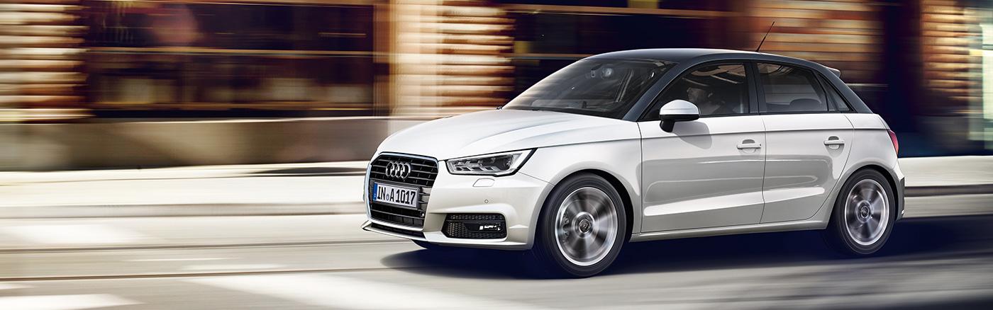 Location Audi A1 Sportback à Royan