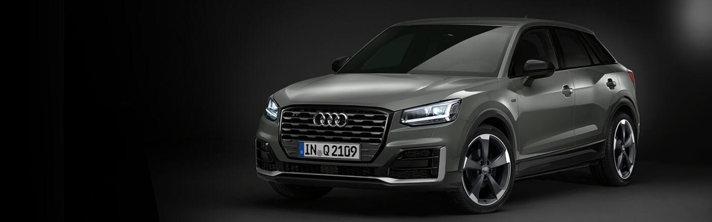 Location Audi Q2 à Cognac