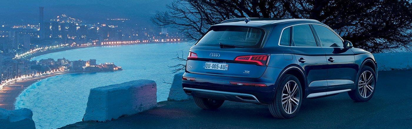 Location Audi Q5 à Cognac