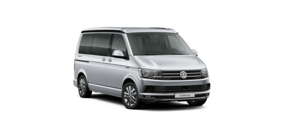 Location volkswagen California