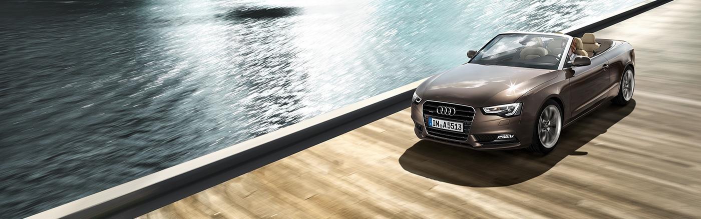 LOUER Audi A5 Cabriolet